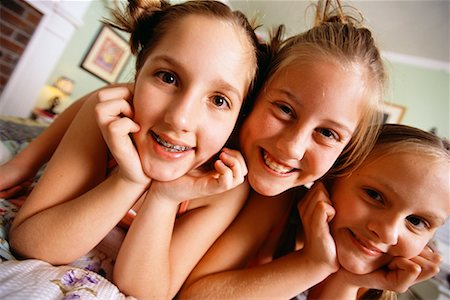 Portrait of Girls Stock Photo - Rights-Managed, Code: 700-00543818