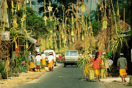 Street Scene, Bali, Indonesia Stock Photo - Rights-Managed, Code: 700-00554752