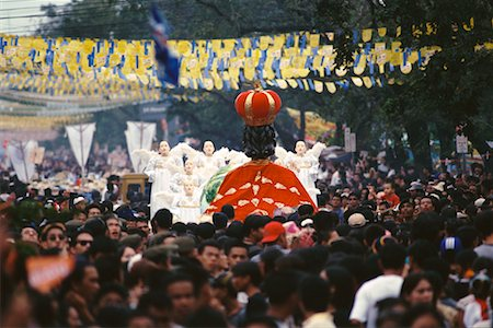 pictures philippine festivals philippines - Parade in Cebu, Philippines Stock Photo - Rights-Managed, Code: 700-00555254