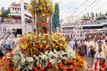 pictures philippine festivals philippines - Parade in Cebu, Philippines Stock Photo - Rights-Managed, Code: 700-00555255