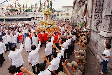pictures philippine festivals philippines - Parade in Cebu, Philippines Stock Photo - Rights-Managed, Code: 700-00555257