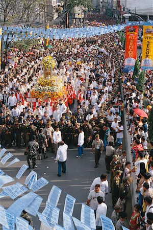 pictures philippine festivals philippines - Parade in Cebu, Philippines Stock Photo - Rights-Managed, Code: 700-00555258