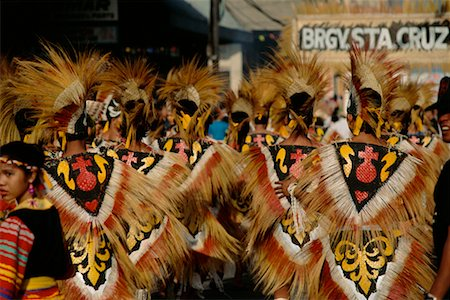 pictures philippine festivals philippines - Dancers in Street Festival, Iloilo, Philippines Stock Photo - Rights-Managed, Code: 700-00555297
