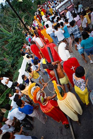 pictures philippine festivals philippines - Religious Procession, Marinduque, Philippines Stock Photo - Rights-Managed, Code: 700-00555307