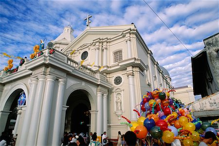 pictures philippine festivals philippines - Church and Street Festival, San Fernando, Pampanga, Philippines Stock Photo - Rights-Managed, Code: 700-00555367