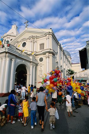 pictures philippine festivals philippines - Church and Street Festival, San Fernando, Pampanga, Philippines Stock Photo - Rights-Managed, Code: 700-00555368