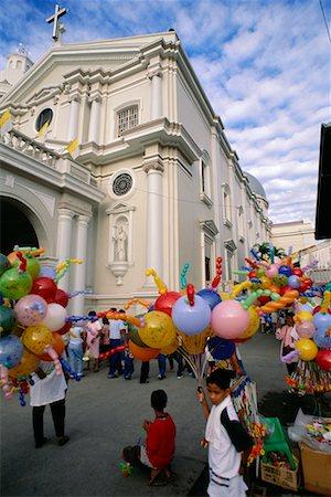 pictures philippine festivals philippines - Church and Street Festival, San Fernando, Pampanga, Philippines Stock Photo - Rights-Managed, Code: 700-00555369