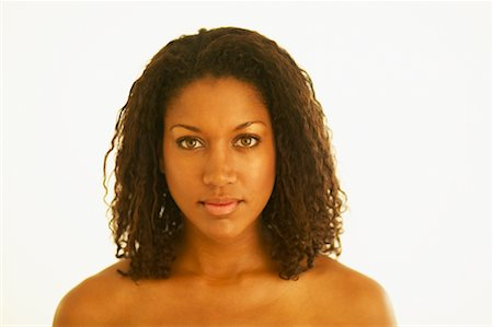 Portait of Woman Stock Photo - Rights-Managed, Code: 700-00550759