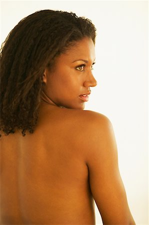 Woman's Back Stock Photo - Rights-Managed, Code: 700-00550764