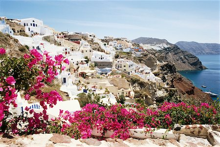 simsearch:600-00052306,k - Oia, Santorini Island, Greece Stock Photo - Rights-Managed, Code: 700-00590747