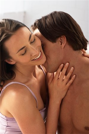 Couple Embracing Stock Photo - Rights-Managed, Code: 700-00610004