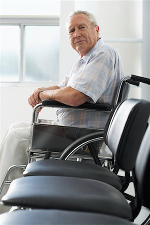 Man in Waiting Room Stock Photo - Rights-Managed, Code: 700-00639432