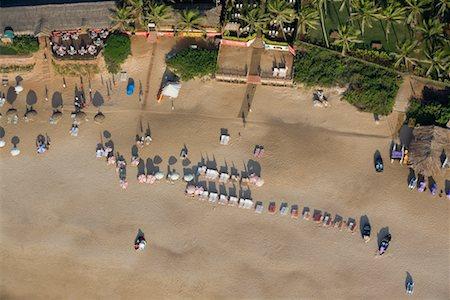 david zimmerman - Beach Resort, Goa, India Stock Photo - Rights-Managed, Code: 700-00644279