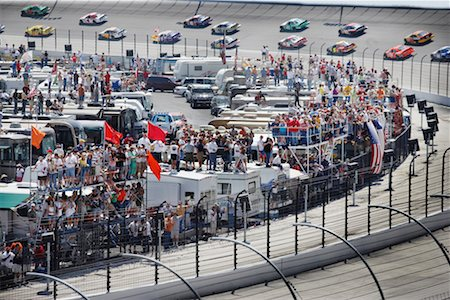 Nascar Race at Texas Motor Speedway, Texas, USA Stock Photo - Rights-Managed, Code: 700-00681442
