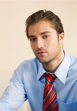 Portrait of Businessman Stock Photo - Rights-Managed, Code: 700-00683237