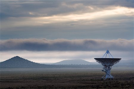 radio telescope - Radio Telescopes at the Very Large Array, Socorro, New Mexico, USA Stock Photo - Rights-Managed, Code: 700-00748230