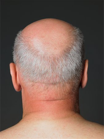 Back of Man's Head Stock Photo - Rights-Managed, Code: 700-00782033