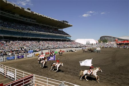 Calgary Stampede, Calgary, Alberta, Canada Stock Photo - Rights-Managed, Code: 700-00782069