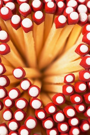 Close Up of Matches Stock Photo - Rights-Managed, Code: 700-00782700