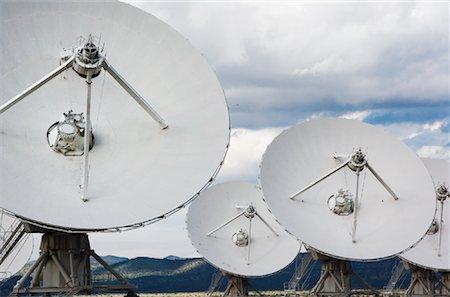 radio telescope - Radio Telescopes, Very Large Array, Socorro, New Mexico, USA Stock Photo - Rights-Managed, Code: 700-00847508
