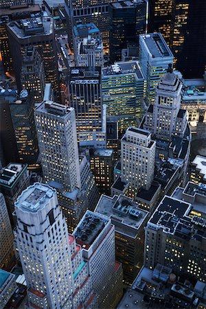 david zimmerman - Overview of Wall Street, Manhattan, New York City, New York, USA Stock Photo - Rights-Managed, Code: 700-00847549