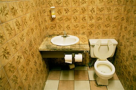 Public Washroom Stock Photo - Rights-Managed, Code: 700-00867067