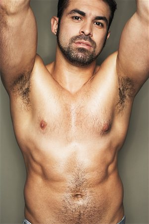 Man's Chest Stock Photo - Rights-Managed, Code: 700-00910233