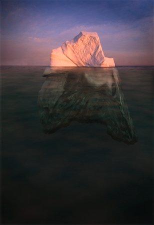 Iceberg Stock Photo - Rights-Managed, Code: 700-01030351
