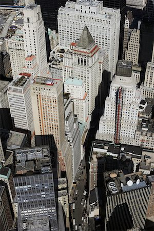 david zimmerman - Aerial View of Manhattan, New York City, New York, USA Stock Photo - Rights-Managed, Code: 700-01110230