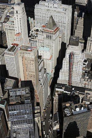 david zimmerman - Aerial View of Manhattan, New York City, New York, USA Stock Photo - Rights-Managed, Code: 700-01110230