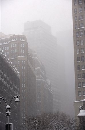 david zimmerman - Snow Storm in New York City, New York, USA Stock Photo - Rights-Managed, Code: 700-01110257