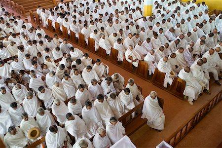 People Worshipping in Church, Soatanana, Madagascar Stock Photo - Rights-Managed, Code: 700-01112721