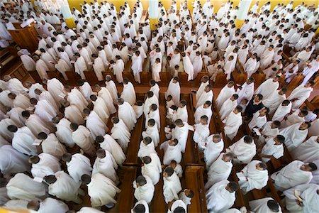 People Worshipping in Church, Soatanana, Madagascar Stock Photo - Rights-Managed, Code: 700-01112722