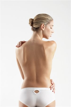 Rear View of Woman Stock Photo - Rights-Managed, Code: 700-01163579