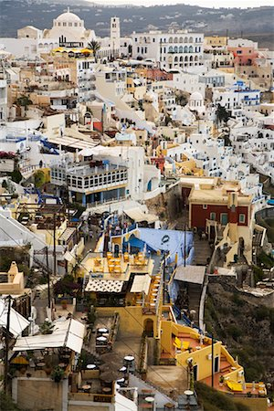 Santorini, Greece Stock Photo - Rights-Managed, Code: 700-01185438