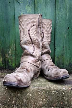 Cowboy Boots Stock Photo - Rights-Managed, Code: 700-01196204