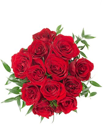dozen roses - Bouquet of Roses Stock Photo - Rights-Managed, Code: 700-01248926