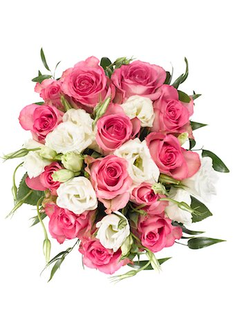 dozen roses - Bouquet of Flowers Stock Photo - Rights-Managed, Code: 700-01248927