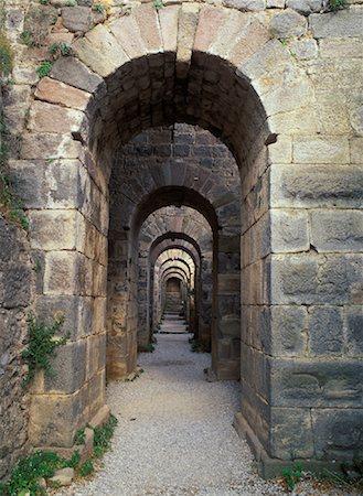 Archway, Bergama, Turkey Stock Photo - Rights-Managed, Code: 700-01260236