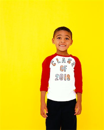 Portrait of Boy Stock Photo - Rights-Managed, Code: 700-01295914