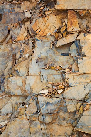 Shale Rocks, Hill End, New South Wales, Australia Stock Photo - Rights-Managed, Code: 700-01296044
