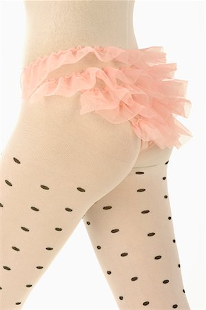 Woman's Tights Stock Photo - Rights-Managed, Code: 700-01296331