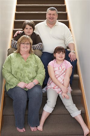 Portrait of Family Stock Photo - Rights-Managed, Code: 700-01345023