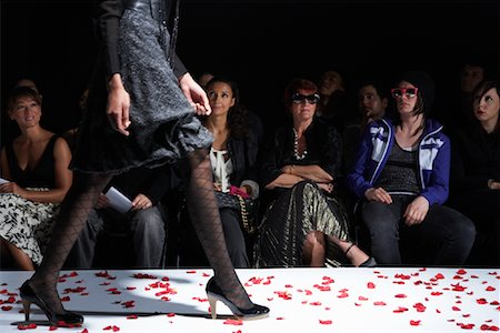 Fashion Show Stock Photo - Rights-Managed, Code: 700-01464120