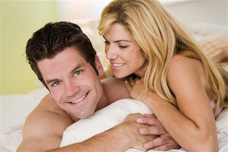 sexually aroused woman - Couple at Home Stock Photo - Rights-Managed, Code: 700-01519511