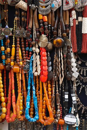 Jewelry, Khan Al-Khalili Bazaar, Cairo, Egypt Stock Photo - Rights-Managed, Code: 700-01538653