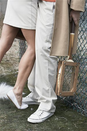 View of Couple's Legs Stock Photo - Rights-Managed, Code: 700-01695229
