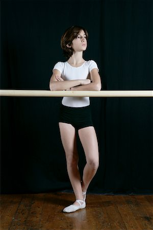 Portrait of Dancer Stock Photo - Rights-Managed, Code: 700-01788404