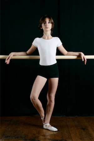 Portrait of Dancer Stock Photo - Rights-Managed, Code: 700-01788401