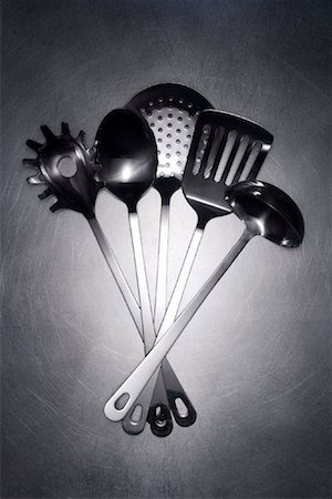 Still Life of Kitchen Utensils Stock Photo - Rights-Managed, Code: 700-01792280